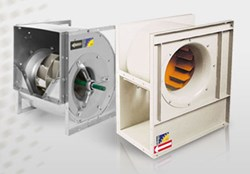 Ventilateurs centrifuges - bim