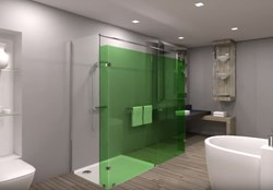 Douche - Agencement de magasin - bim