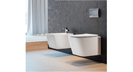Ceramic toilets and basins - bim