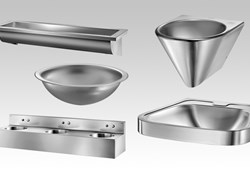 Stainless steel Sanitary Ware - bim