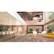 Panoramic frameless glass systems_simple glass_Recessed - bim