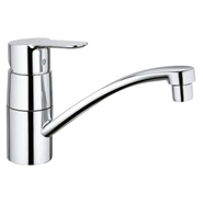 BauEdge - Single-lever sink Mixer - bim