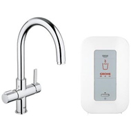 Grohe - Red Duo 4 Litre Boiler - bim