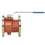 Flanged Ball Valve EN-ISO - bim