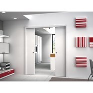ECLISSE DOUBLE- stud wall - finished wall 150 mm - bim