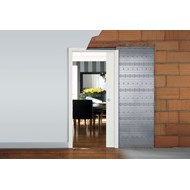 ECLISSE Single-  Solid Wall - Finished Wall 90  - bim