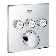 Grohtherm - Smart Control Thermostatic Mixer - bim