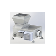 Heat recovery exhaust fan AWN-DV A50h - bim
