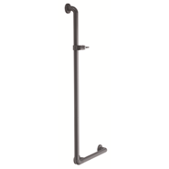Grab rail with, 460 x 1086mm shower head holder - bim