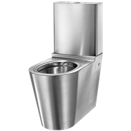 110390 WC pan MONOBLOCO S21 with cistern  - bim