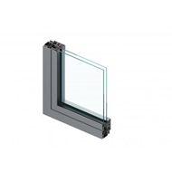 Window C67K Fixed - bim