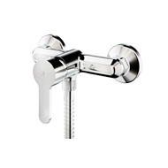 ZIP - Tap mixer shower wall-mounted  - bim