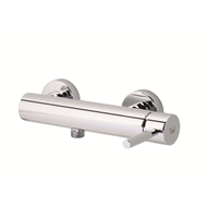 THEO CITY - Tap mixer shower wall-mounted  - bim