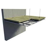 Ceiling - Fire Rated, normal application - Safe 'n' Silent Pro330 - bim