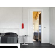 ECLISSE Single - solid wall - finished wall 125 mm - bim