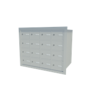 Horizontal Mailboxes - bim