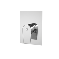 AROHA - One-way built-in shower mixer tap - bim