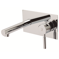 THEO CITY - Built-in washer mixer tap - bim