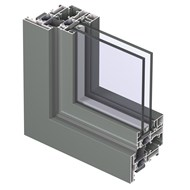 Window Door Inward Opening Double - bim