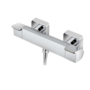 FORMENTERA thermostatic shower mixer - bim