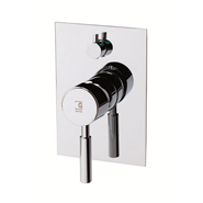 THEO CITY - Three-way built-in shower mixer tap - bim