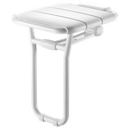 510400 - Lift-up ALU shower seat - bim