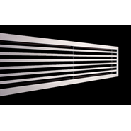 LMT-MINI (Reduced frame linear grilles at 12) - bim