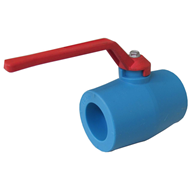 Union ball valve niron system  - bim