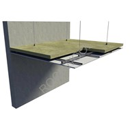 Ceiling - Non Fire Rated, normal application - Safe 'n' Silent Pro330 - bim