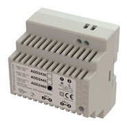 ALIMENTATION RAIL DIN 24V DC 2.5A ADD2460 - bim