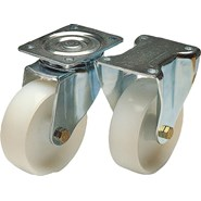 Swivel and fixed castors heavy-duty version - bim
