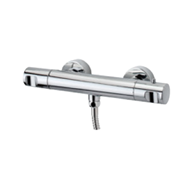MANACOR thermostatic shower mixer - bim