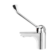 CALVIA medical washbasin mixer - bim