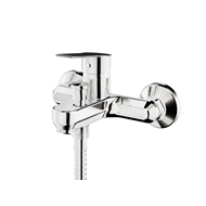 ALBOS - Mixer bath and shower wall-mounted tap - bim