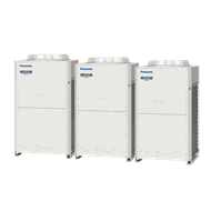 3-Pipe ECOi MF2 6N Series combination from 34 to 48HP - bim