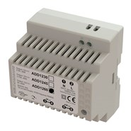 ALIMENTATION RAIL DIN 12VDC 5A ADD1260 - bim