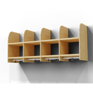 School Coat Rack - bim